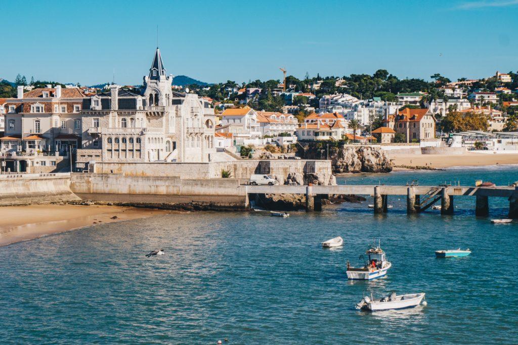 Hochzeitsreise für Backpacker in Portugal