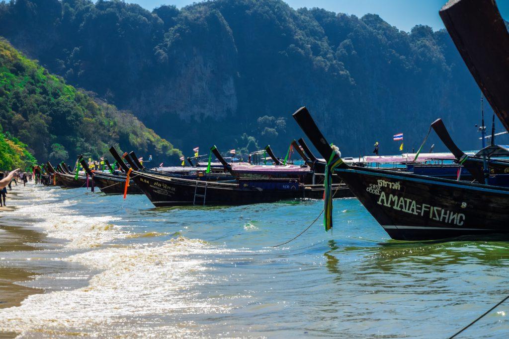 Hochzeitsreise in Thailand