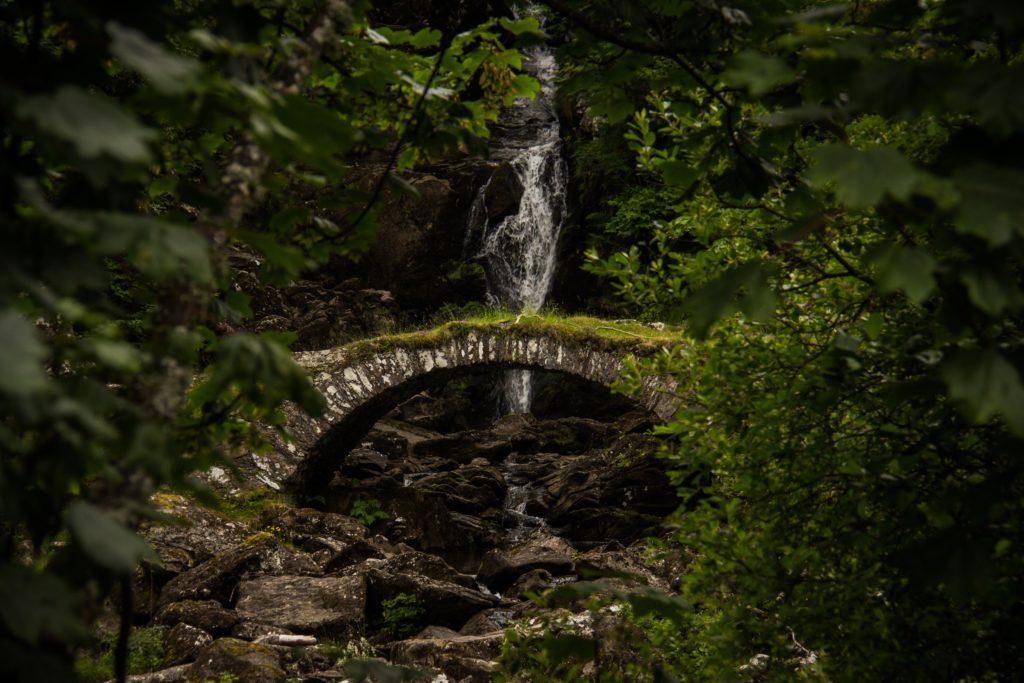 Hochzeitsreise für Backpacker in Schottland