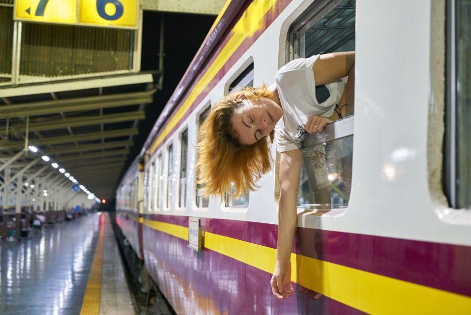 JGA Spiele im Zug